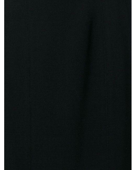 Юбка-Карандаш Alaïa                                                                                                              чёрный цвет