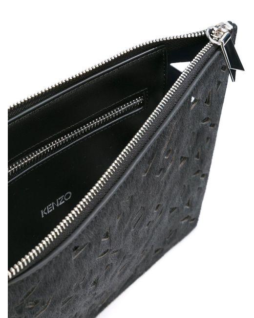 Клатч Flying Kenzo                                                                                                              чёрный цвет