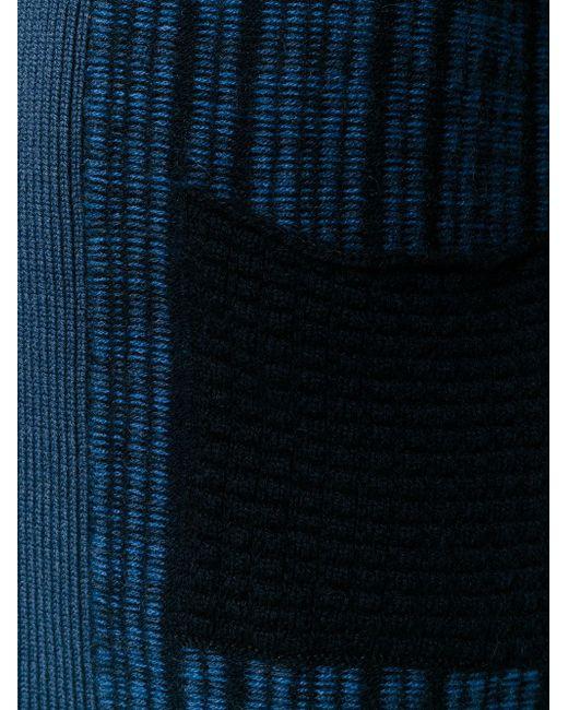 Джемпер Без Застежки Curieux                                                                                                              синий цвет