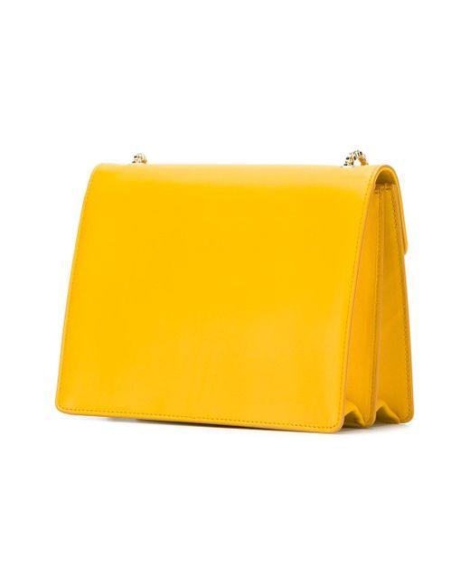Сумка Через Плечо Sabine Salvatore Ferragamo                                                                                                              желтый цвет
