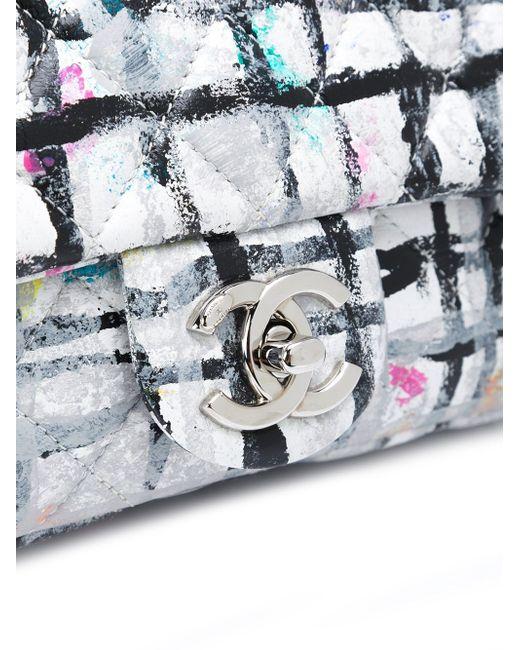 Сумка Через Плечо Flap Chanel Vintage                                                                                                              многоцветный цвет