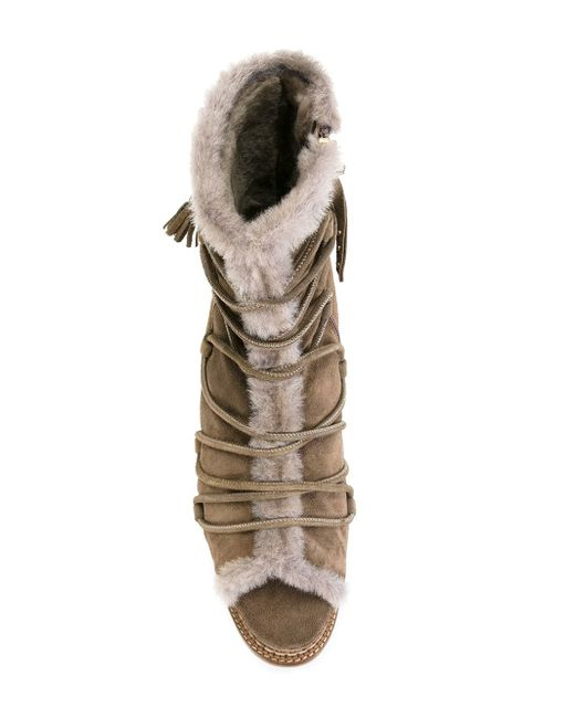 Ботинки Estremadura Guatemala Paloma Barceló                                                                                                              коричневый цвет