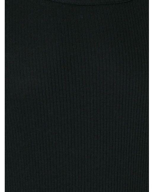 Свитер С Круглым Вырезом Balmain                                                                                                              чёрный цвет