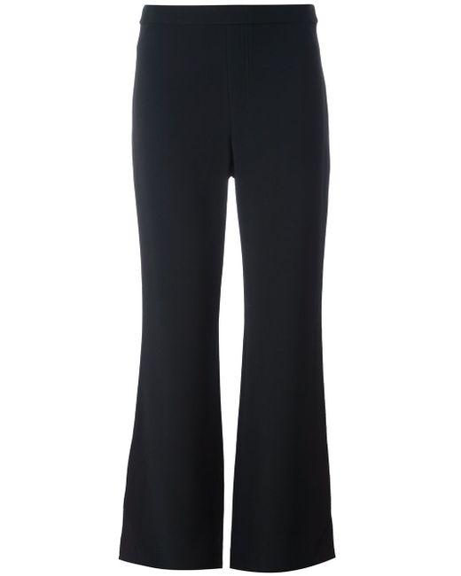Classic Flared Trousers Helmut Lang                                                                                                              чёрный цвет