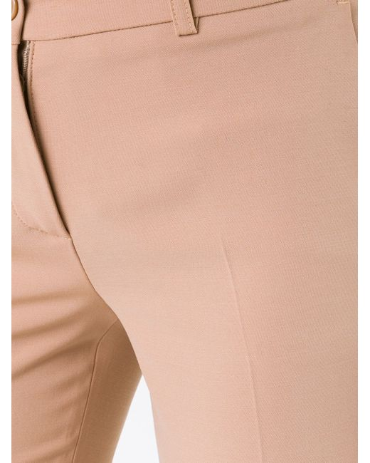 Узкие Брюки Michael Kors                                                                                                              коричневый цвет