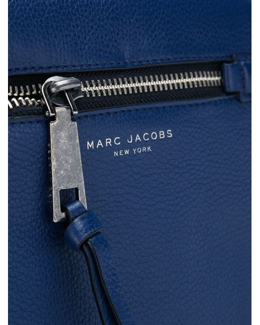 Сумка Через Плечо Recruit Marc Jacobs                                                                                                              синий цвет