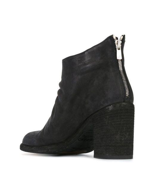 Ботинки Vernon Officine Creative                                                                                                              чёрный цвет