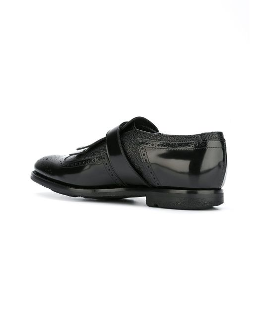 Туфли Shanghai Church'S                                                                                                              чёрный цвет