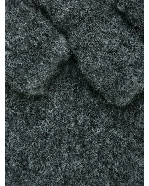Перчатки Без Пальцев Isabel Benenato                                                                                                              серый цвет