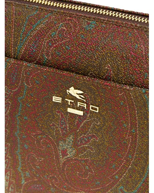 Amoeba Crossbody Bag Etro                                                                                                              многоцветный цвет