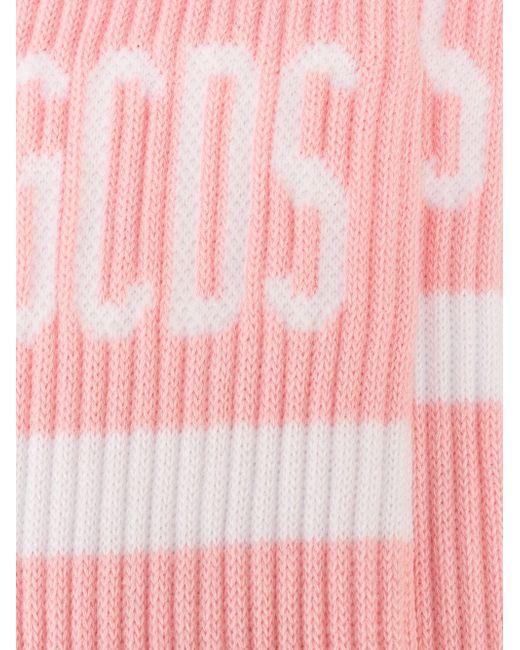 Носки С Логотипом Gcds                                                                                                              розовый цвет