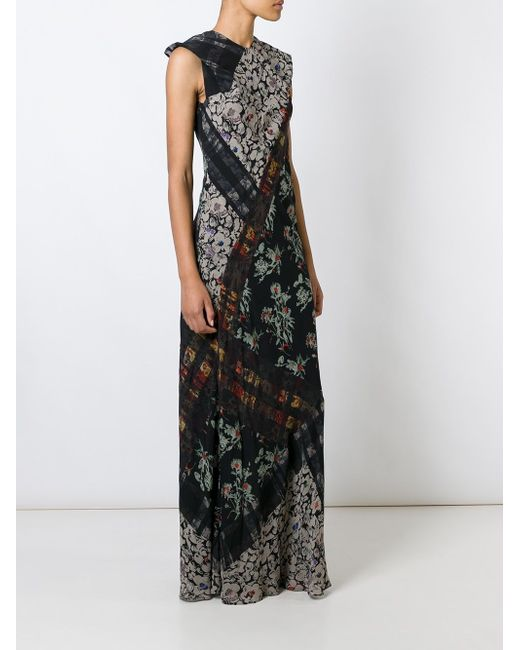 Платье Alice Etro                                                                                                              чёрный цвет