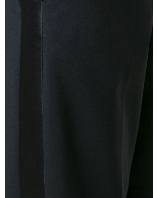 Укороченные Брюки Maison Margiela                                                                                                              чёрный цвет