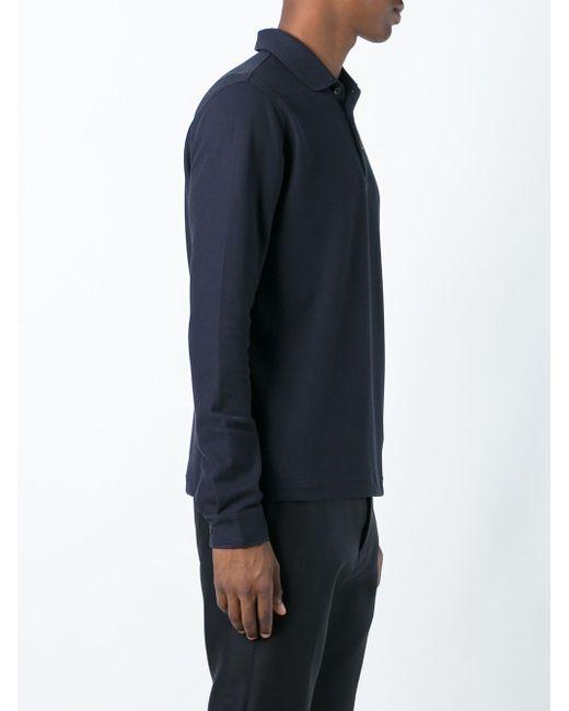 Pickell Polo Shirt Hugo                                                                                                              синий цвет
