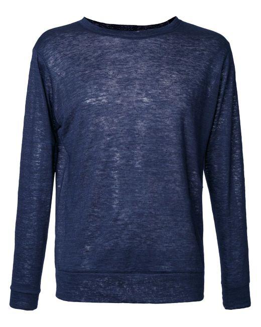 S9 Pullover Biro                                                                                                              синий цвет