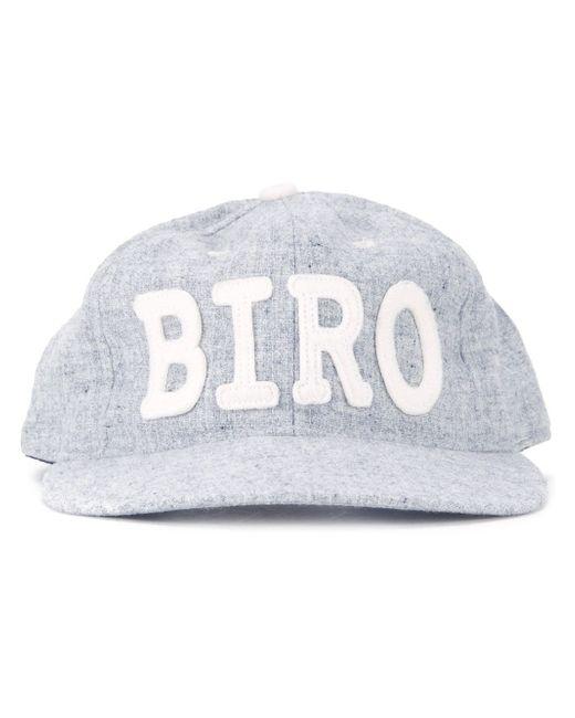 Кепка X Ebbets Field Flannels Biro                                                                                                              серый цвет