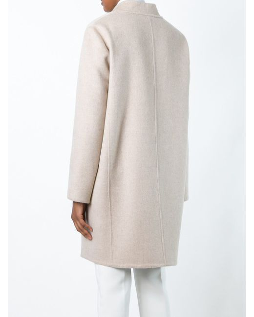 Cashmere Single Breasted Coat Liska                                                                                                              Nude & Neutrals цвет