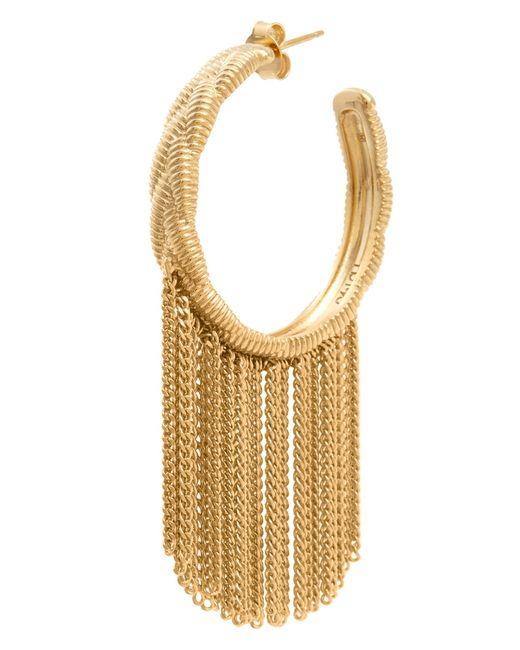 Серьги Lily Hoops Ca & Lou                                                                                                              золотой цвет