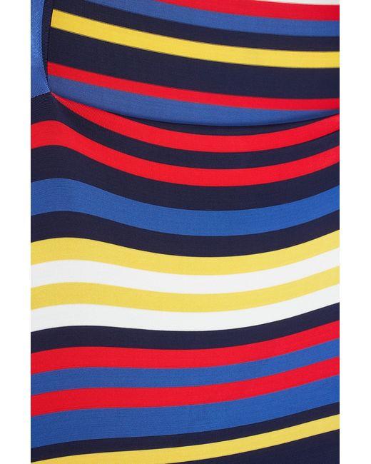 Платье В Полоску Victoria Andreyanova                                                                                                              многоцветный цвет