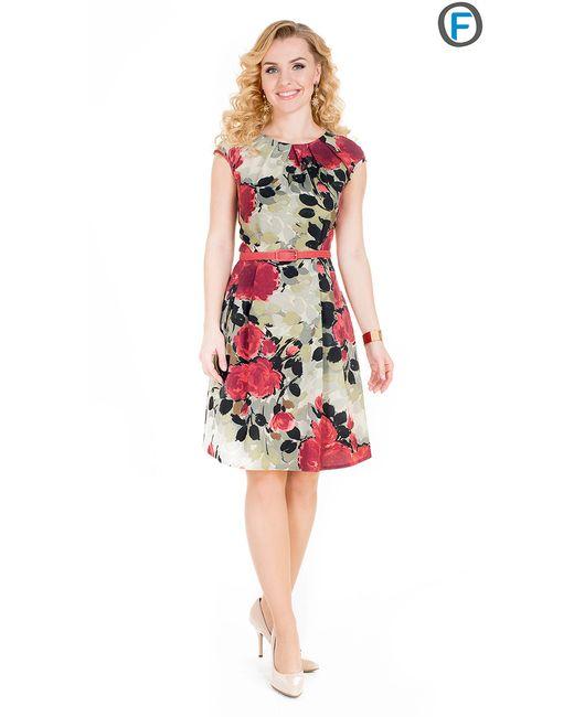 Платье Open-Fashion                                                                                                              None цвет