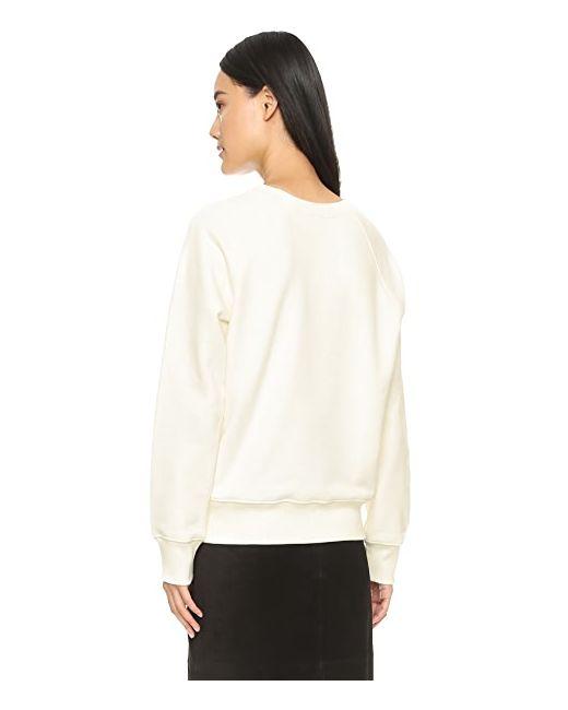 Платье С Перекрещенной Спиной Из Эластичного Трикотажа T By Alexander Wang                                                                                                              белый цвет