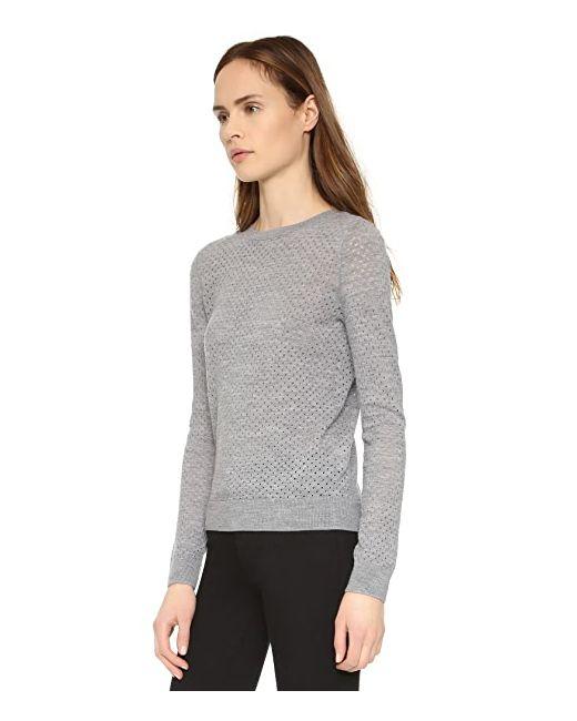 Пуловер Constance A.P.C.                                                                                                              серый цвет
