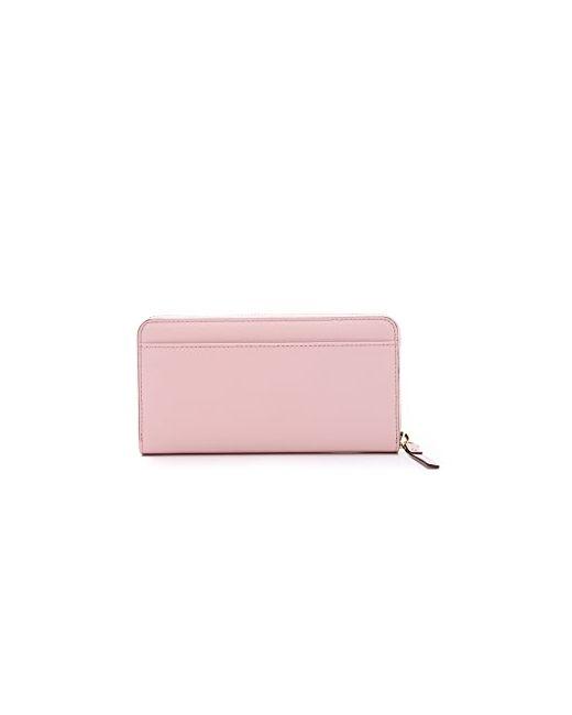 Кошелек Lacey С Круговой Молнией Kate Spade New York                                                                                                              розовый цвет