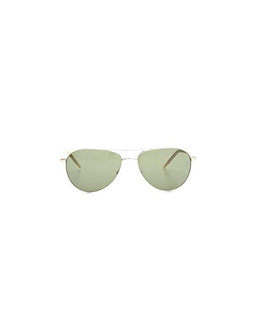 Солнцезащитные Очки Benedict Oliver Peoples Eyewear                                                                                                              коричневый цвет