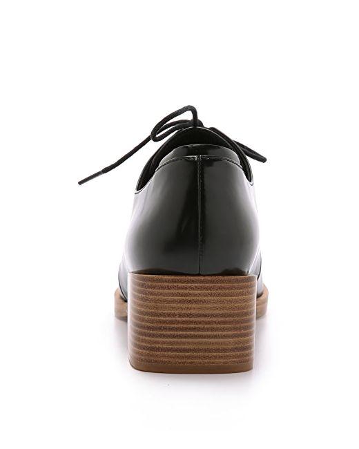 Ботинки На Шнурках Jillian 3.1 Phillip Lim                                                                                                              голубой цвет
