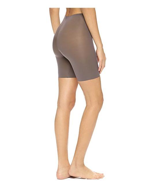 Утягивающие Шорты Trust Your Thinstincts Spanx                                                                                                              коричневый цвет