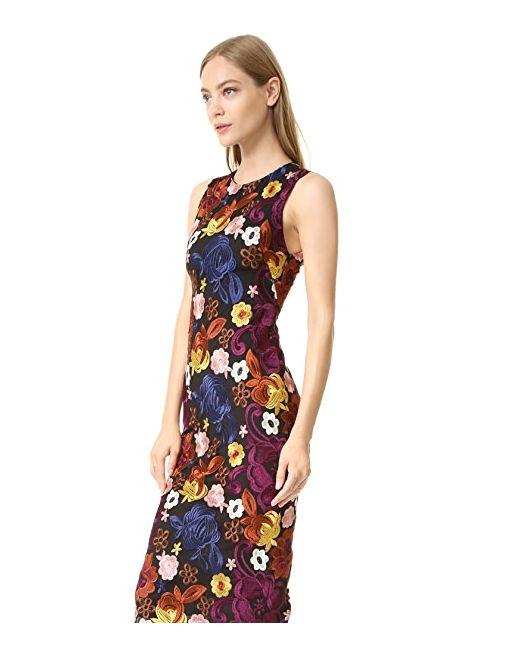 Облегающее Платье Nat Alice + Olivia                                                                                                              многоцветный цвет