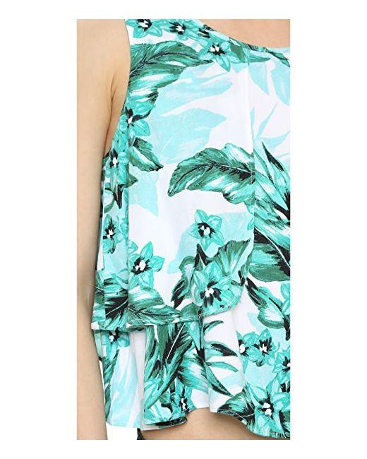 Топ Jack By Barnabus Tropical Bliss Bb Dakota                                                                                                              многоцветный цвет