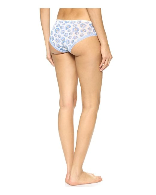 Трусики-Шорты С Низкой Талией Bottoms Up Calvin Klein                                                                                                              цветочный цвет
