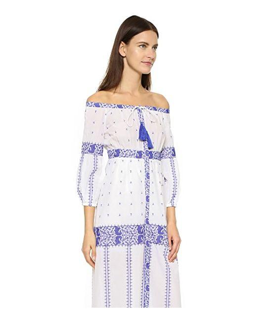 Платье Santorini ONE by Bardot                                                                                                              золотой цвет