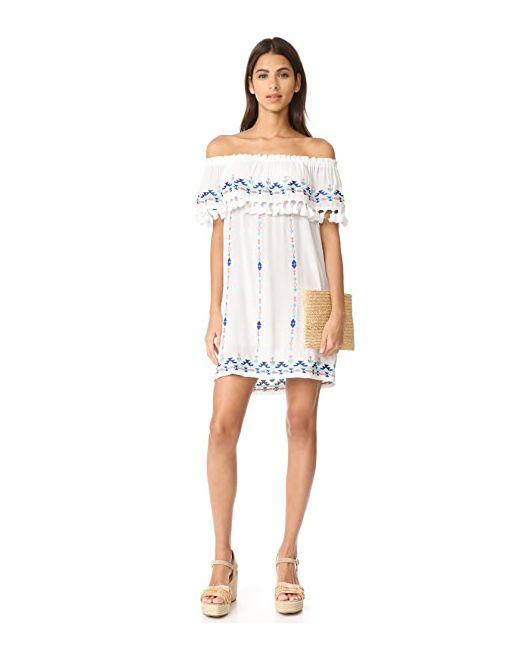 Платье Jeanette Parker                                                                                                              многоцветный цвет