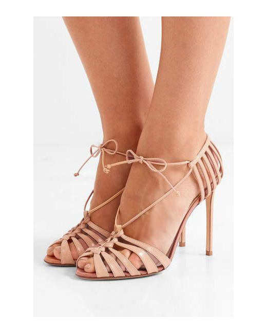 Leather Sandals FRANCESCO RUSSO                                                                                                              бежевый цвет