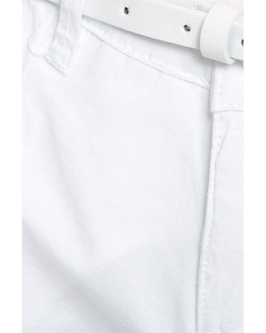 Шорты Baon                                                                                                              белый цвет