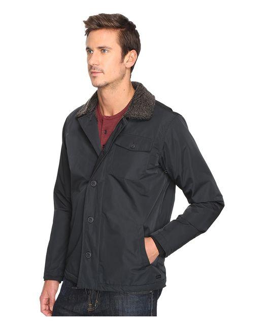 N-1 Naval Jacket Mens Coat Rvca                                                                                                              чёрный цвет