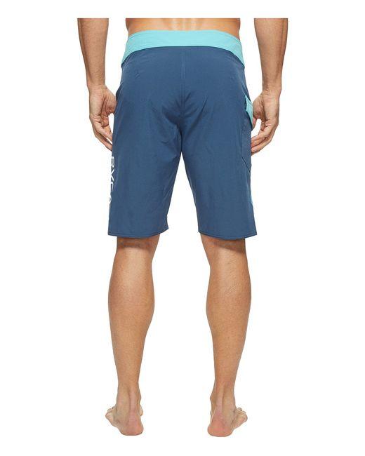 Register 20 Boardshorts Dark Denim Mens Swimwear Rvca                                                                                                              Navy цвет