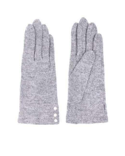 Перчатки Roeckl                                                                                                              серый цвет