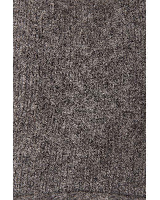 Шапка Seeberger                                                                                                              серый цвет