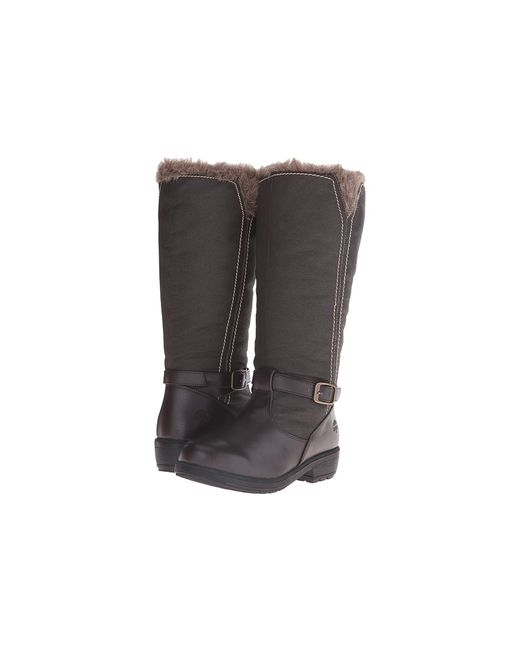 Totes | Коричневый Marley Womens Cold Weather Boots