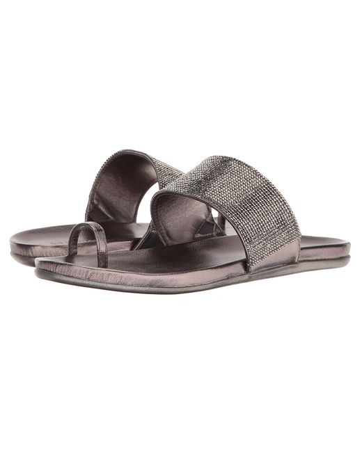 KENNETH COLE REACTION | Pewter Slim Tricks 2 Womens Shoes