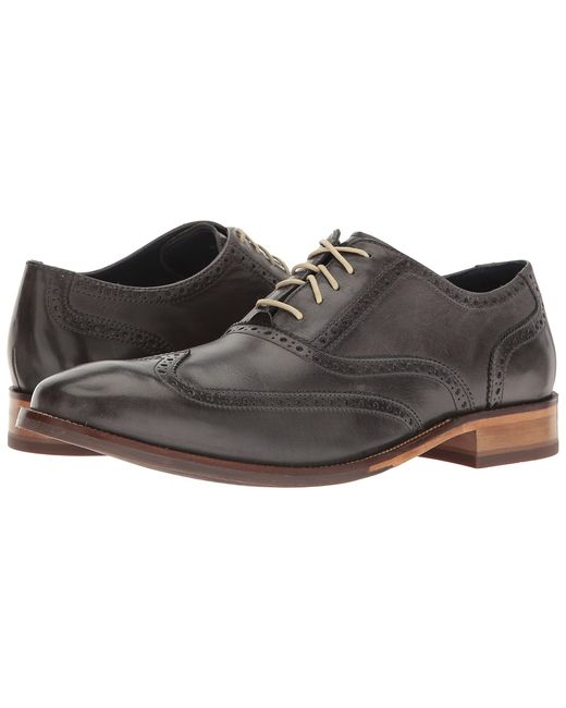 Cole Haan | Серый Williams Wing Ii Magnet Mens Shoes