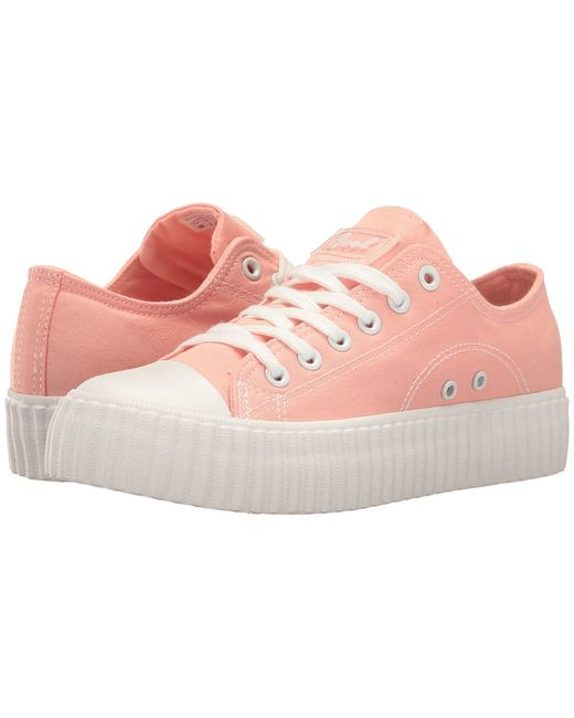 Coolway | Розовый Britney Canvas Womens Shoes
