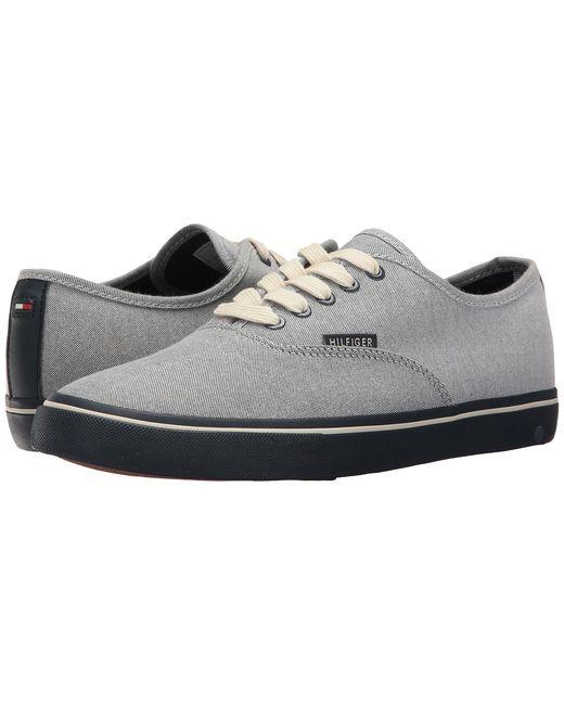 Tommy Hilfiger   Серый Pal Mens Shoes