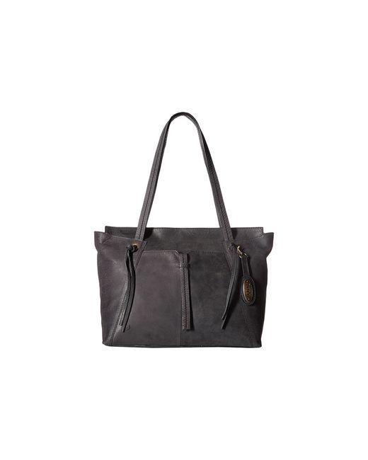 Born | Чёрный Raynna Tote Tote Handbags
