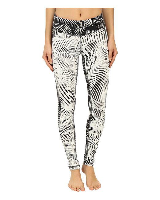 New Balance | Чёрный Premium Performance Tight Print Pants Womens Casual