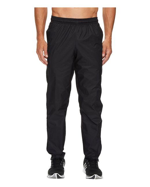 Adidas | Чёрный Essentials 3s Wind Pants Mens Casual Pants