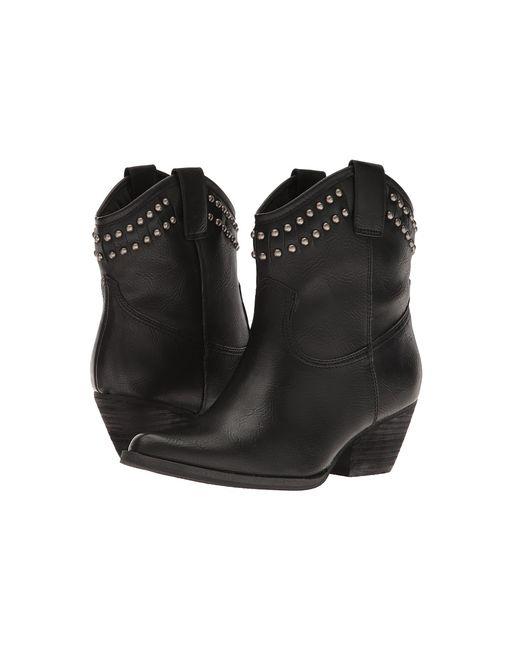 VOLATILE | Чёрный Saxon Womens Boots